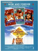 NOW AND FOREVER (A LEAGUE OF THEIR OWN) - USA 1992 SHEET MUSIC